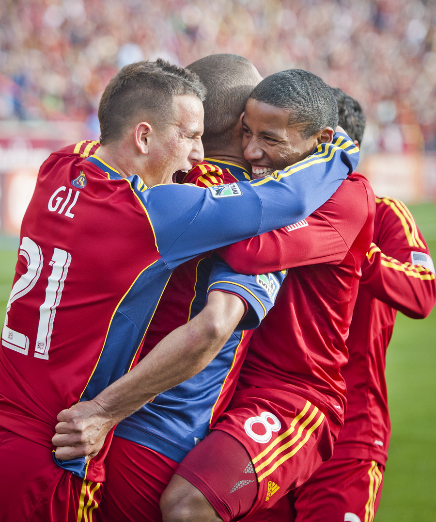 MLS 2013 - Real Salt Lake draw Colorado Rapids 1-1